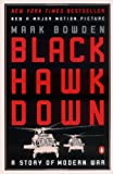 Black Hawk Down: A Story of Modern War - book cover picture