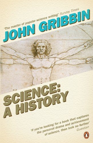 Science: A History, by Gribbin, John