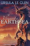 A Wizard of Earthsea (The Earthsea Cycle, Book 1) - book cover picture