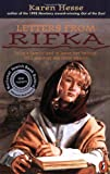 Letters from Rifka - book cover picture