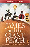 James and the Giant Peach - book cover picture