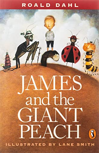 James and the Giant Peach, Dahl, Roald