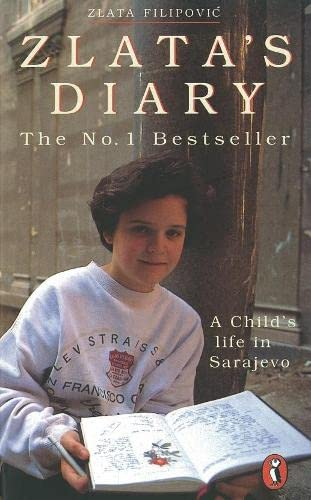 Zlata's Diary: A Child's Life in Sarajevo (Puffin Non-fiction)