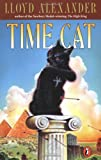 Time Cat: The Remarkable Journeys of Jason and Gareth - book cover picture