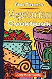 The Teen's Vegetarian Cookbook - book cover picture