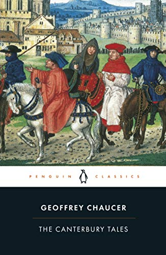 The Canterbury Tales, Chaucer, Geoffrey