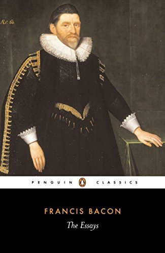 The Essays (Penguin Classics), Bacon, Francis