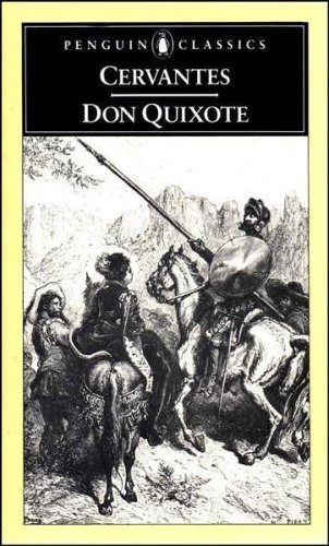 a review of miguel de cervantess novel don quixote Free ebook: don quixote by miguel de cervantes saavedra translated by john ormsby one of the earliest novels in a modern european language, one which many people consider the finest book in the spanish language.