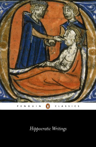 Hippocratic Writings (Classics S.)  by G.E.R. Lloyd