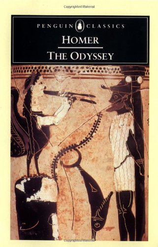 The Odyssey: Revised Prose Translation (Penguin Classics), Homer
