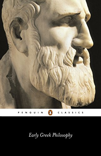 Early Greek Philosophy (Penguin Classics), Various