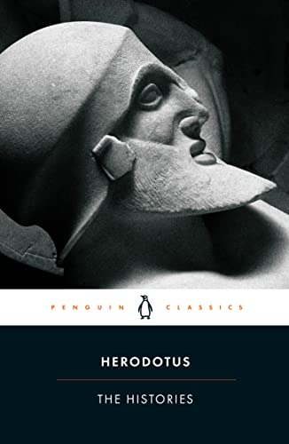 The Histories, Revised (Penguin Classics) [Paperback], by Herodotus