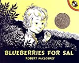 Blueberries for Sal (Picture Puffins) - book cover picture