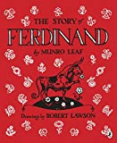Story of Ferdinand (Picture Puffin) - book cover picture