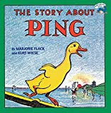 The Story About Ping - book cover picture