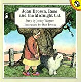 John Brown, Rose and the Midnight Cat - book cover picture
