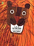 1, 2, 3, To the Zoo : A Counting Book - book cover picture