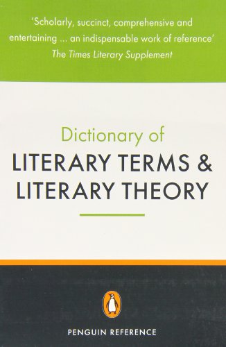 penguin dictionary of literary terms and literary theory pdf