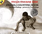 Moja Means One: Swahili Counting Book: $3.85