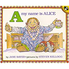 a my name is alice  by jane e