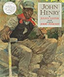 John Henry (Picture Puffins) - book cover picture