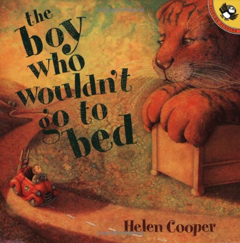 [The Baby Who Wouldn't Go To Bed]