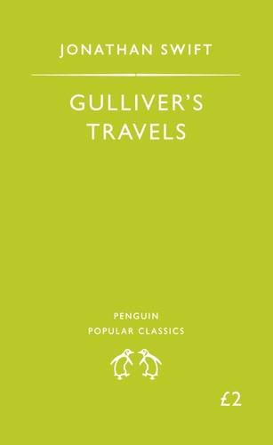 Gulliver's Travels (Penguin Popular Classics)