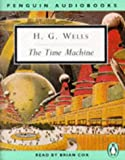 The Time Machine (Classic, 20th-Century, Audio) - book cover picture