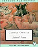Animal Farm : A Fairy Story (Classic, 20th-Century, Audio) - book cover picture