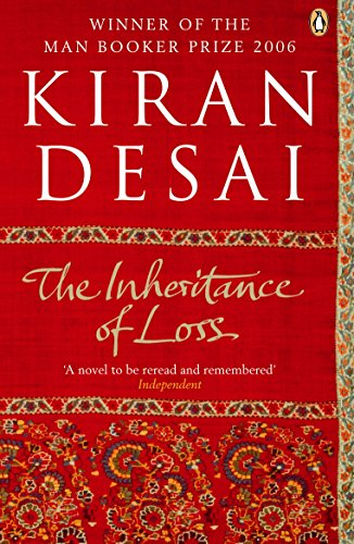 The Inheritance of Loss. Kiran Desai