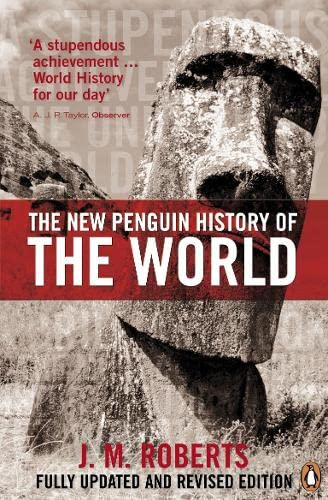 The New Penguin History of the World Book Cover Picture