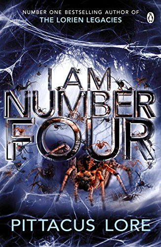 I Am Number Four. Pittacus Lore