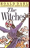 The Witches (Puffin Novels) - book cover picture