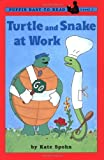 Turtle and Snake at Work (Viking Easy-To-Read)