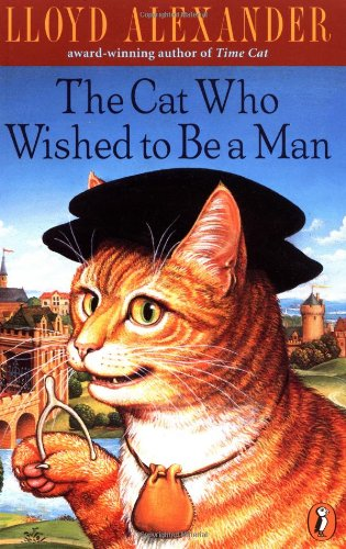 [The Cat Who Wished to Be a Man]