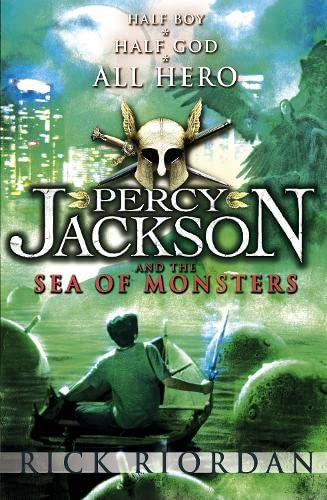 Percy Jackson and the Sea of Monsters (Percy Jackson & the Olympians)
