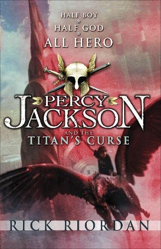 Percy Jackson and the Titan's Curse (Percy Jackson & the Olympians)