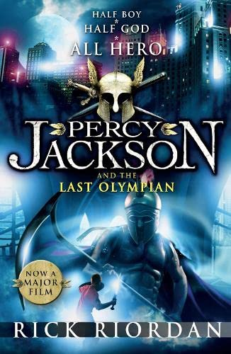 Percy Jackson and the last olympian (Percy Jackson & the Olympians)