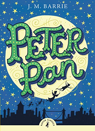Peter Pan (Puffin Classics), Barrie, J.M.