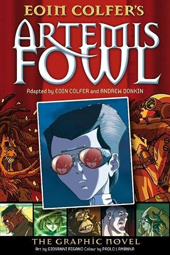Artemis Fowl: Graphic Novel