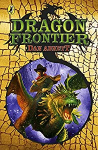 "Cover & Synopsis: ""Dragon Frontier"" by Dan Abnett"