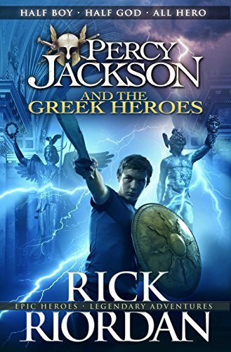 Pdf Percy Jackson And The Greek Heroes Percy Jackson S Greek Myths