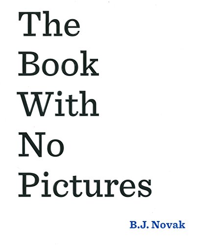 472. Book with No Pictures
