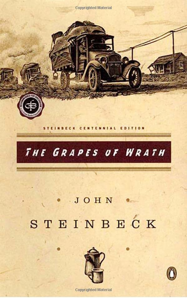 The Grapes of Wrath (Centennial Edition), Steinbeck, John