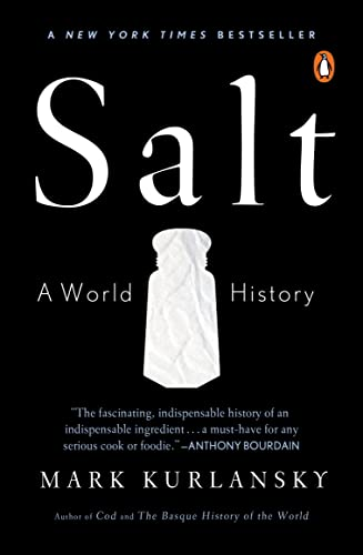 Salt: A World History Book Cover Picture