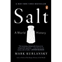Cover of Salt: A World History by Mark Kurlansky