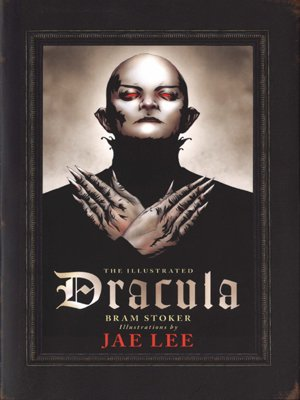 The Illustrated Dracula cover