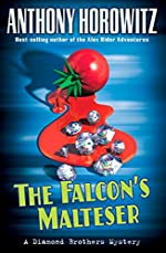 The Falcon's Malteser by Anthony Horowitz