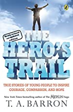 The Hero's Trail by T. A. Barron