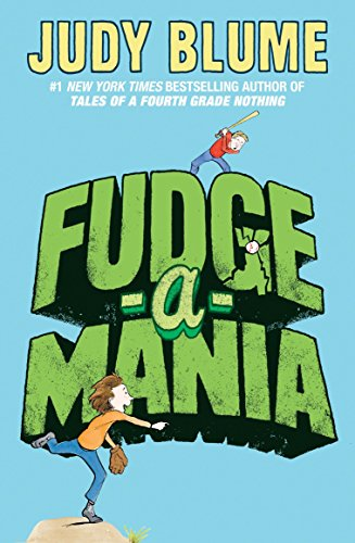 Fudge a Mania  Fudge     by Judy Blume PUBL  RECOMMENDED AGE        LEXILE  READING LEVEL     L  what is this   PUBLISHER  Dutton Children s Pinterest